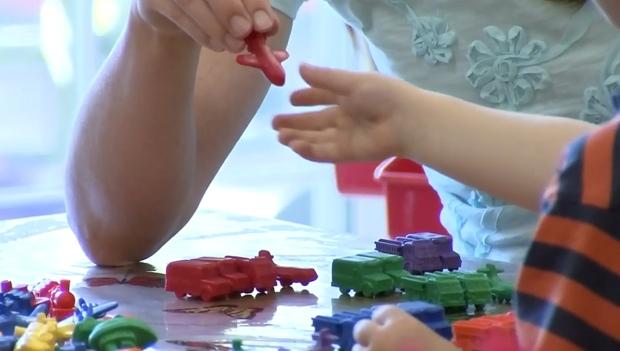 Child-care centre file photo