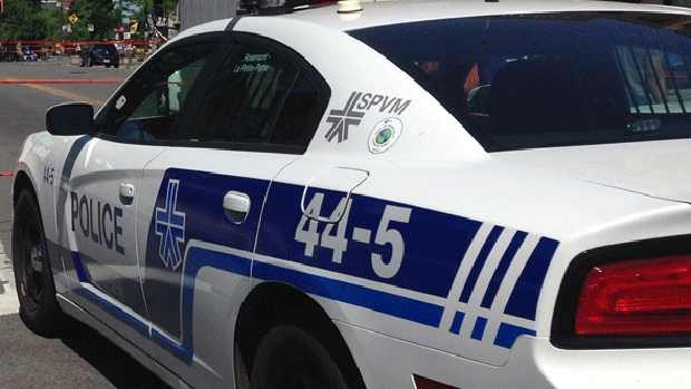 Montreal police