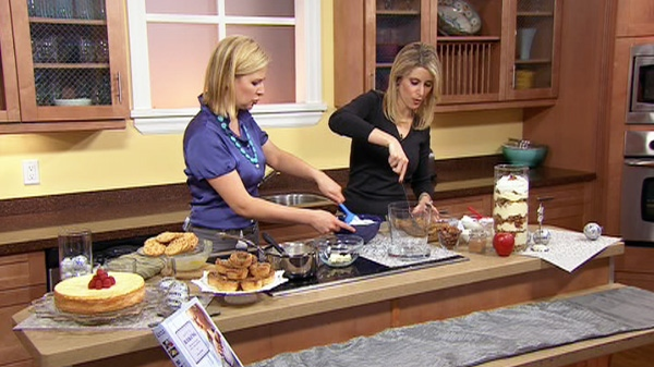 Anna Olson reveals some of her favourite recipes from her new book 'Back to Baking.'