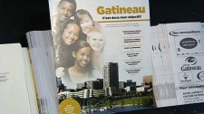Gatineau's guidebook includes 16 tips for immigrants in the city, with the tone of some stirring up controversy Monday, Dec. 5, 2011.
