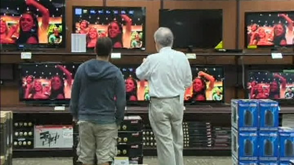 TV shopping generic