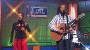 Ziggy Marley performs