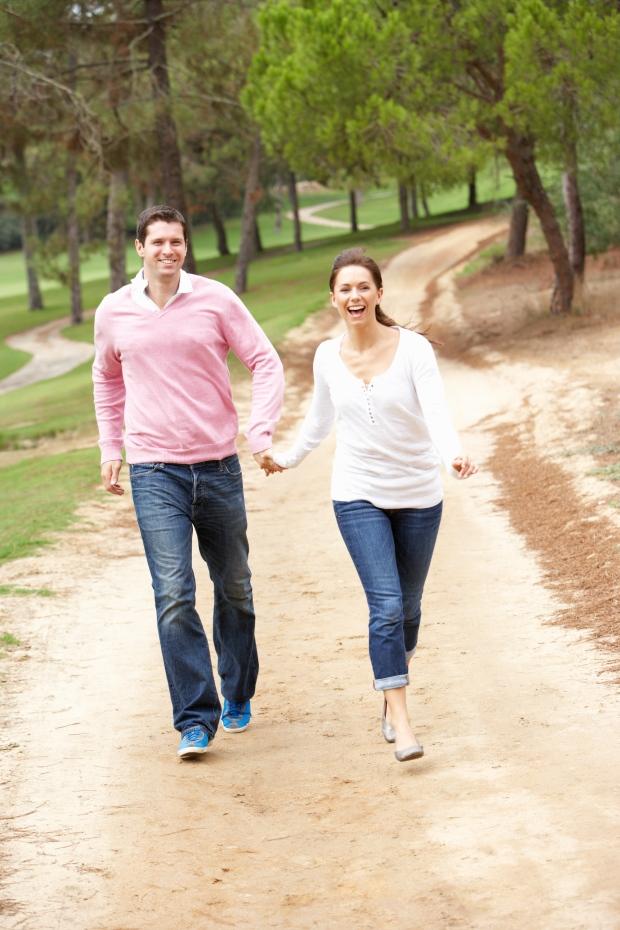 Osteoarthritis walking