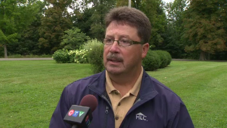 Nova Scotia's lands and forestry minister announced Thursday he will not re-offer in the next provincial election.
