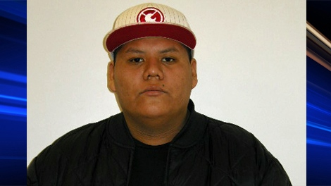 Jesse Aaron Lawisse is seen in this photo provided by RCMP.