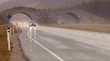Twinning, Trans-Canada Highway, Banff National Par