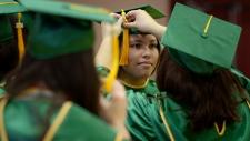 Graduation in 2014