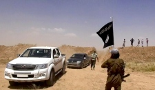 Islamic State of Iraq - soil barrier removed