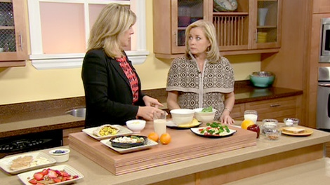 Canada AM nutrition expert Leslie Beck  explains how three 400 calories meals a day -- plus snack -- will lead to increased energy, faster metabolism, and weight loss.