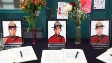 Marathon held for fallen RCMP officers