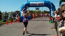 Women runners dominate half-marathons