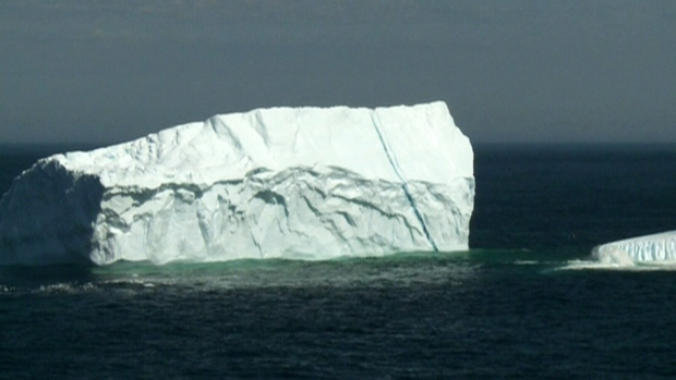 Iceberg twice size of Luxembourg breaks off Antarctic ice shelf
