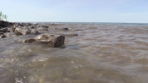 CTV Barrie: Water levels on the rise