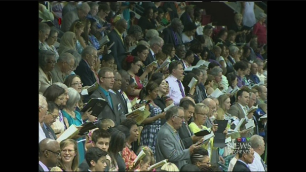 CTV Kitchener: Jehovah's Witnesses Convention | CTV News