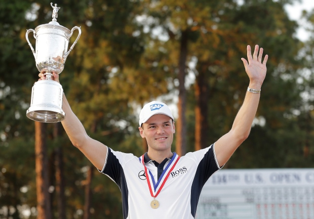 Kaymer wins U.S. Open golf tournament