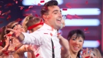Hedley performs during the 2014 Much Music Video Awards in Toronto on Sunday, June 15, 2014. THE CANADIAN PRESS/Chris Young