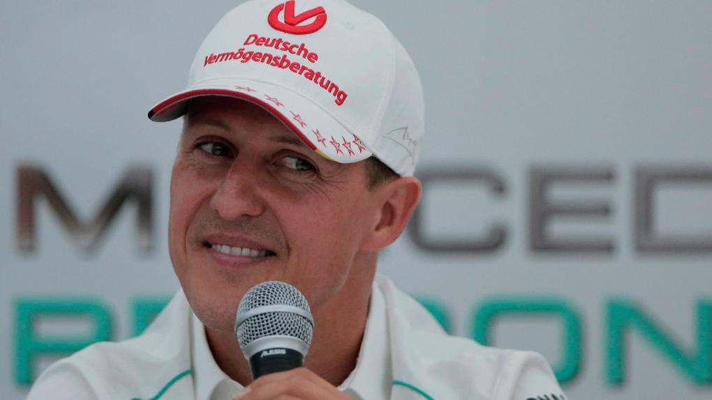 Michael Schumacher no longer in coma