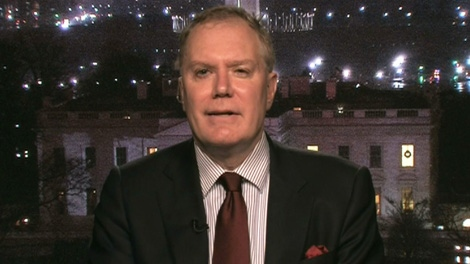 Colin Robertson, a former Canadian diplomat appears on Canada AM, Wednesday, Dec. 7, 2011.
