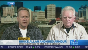 Bruce Allan and Greg Armour