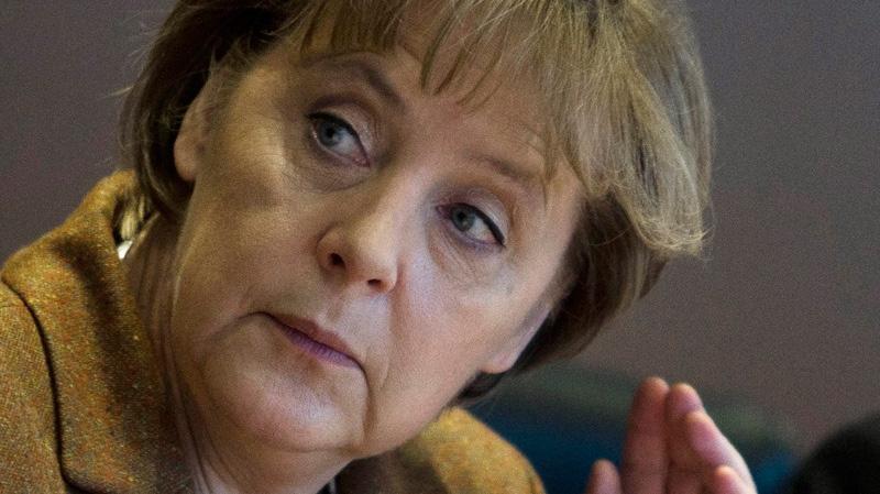angela merkel, euro debt crisis, eurozone