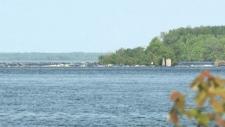 Ottawa River Deschenes rapids