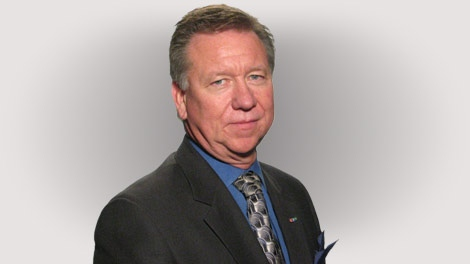 Dennis Watson, CTV Southwestern Ontario's general manager and vice-president, is seen in this undated image.