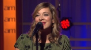 Jill Barber performs a song off her album 'Fool's