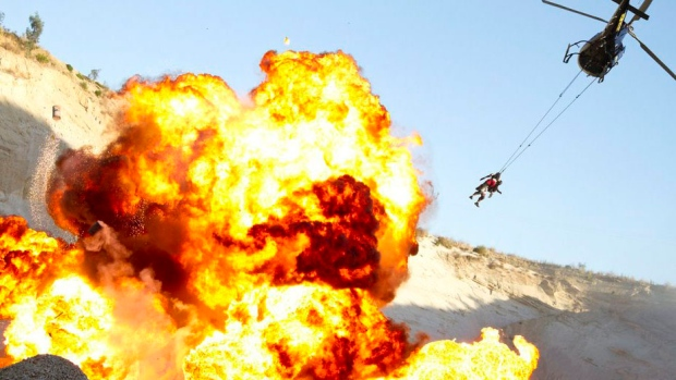 MTV to revive 'Fear Factor' stunt competition series May 30