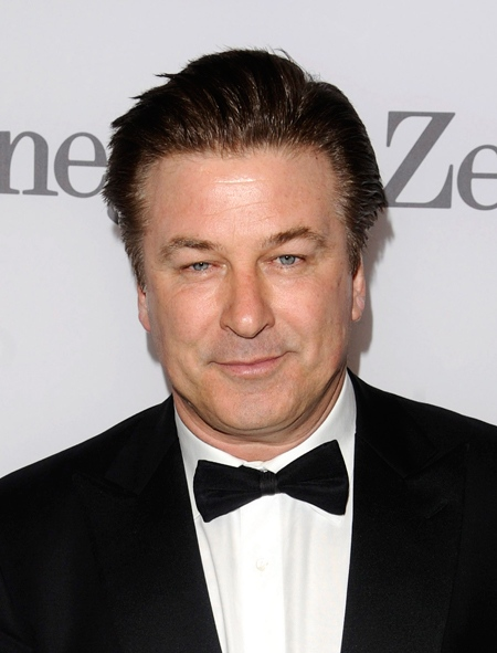 Alec Baldwin attends the Museum of the Moving Image salute to Alec Baldwin in New York, Feb. 28, 2011. (AP / Peter Kramer)