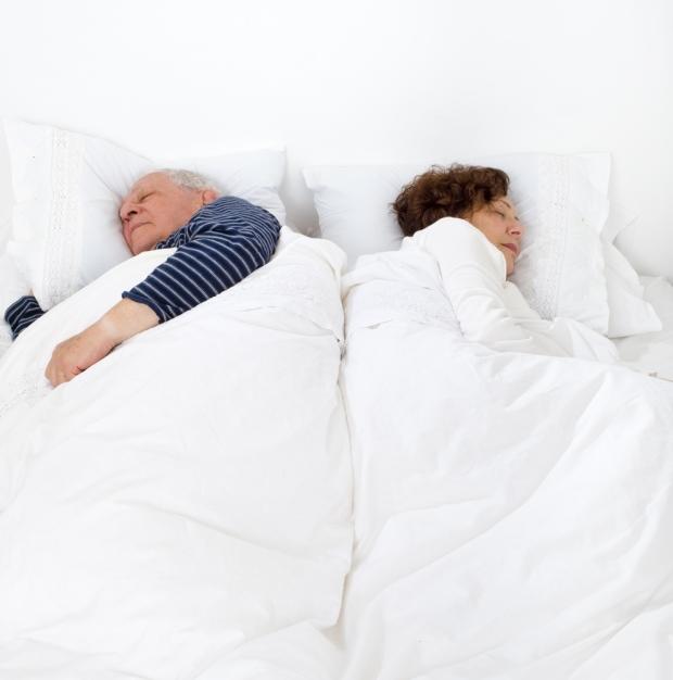 Seniors sleep important