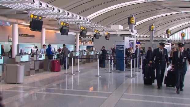 Canada Am Security Breach At Pearson Airport Ctv