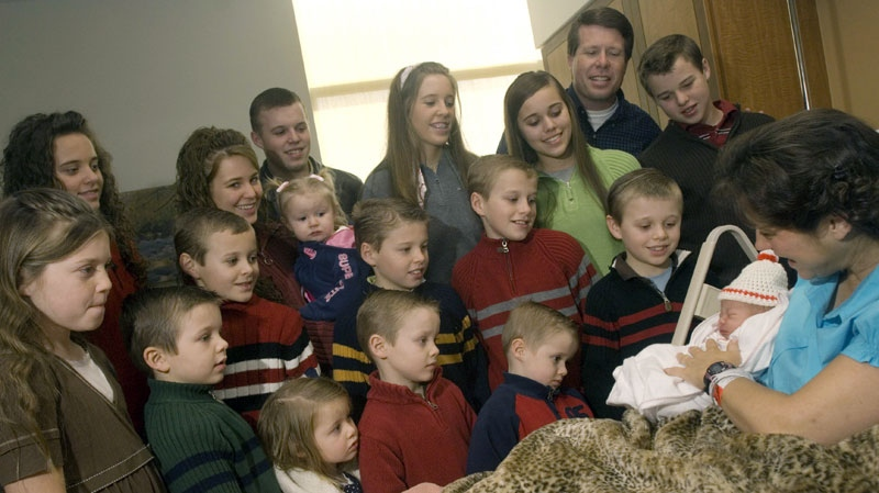 Duggar family statement on axing of '19 Kids and Counting