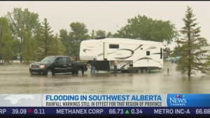 CTV News Channel: Relief in Medicine Hat
