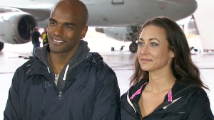 Extended: Fearless and competitive Montreal couple