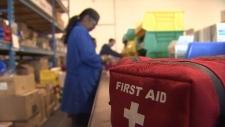 fast emergency supplies