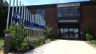 The Waterloo Region District School Board administration office on Ardelt Avenue in Kitchener is seen on Thursday, June 19, 2014. (Abigail Bimman / CTV Kitchener)