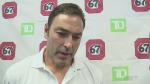 Jeff Brown has resigned as general manager and head coach of the Ottawa 67's for personal reasons.
