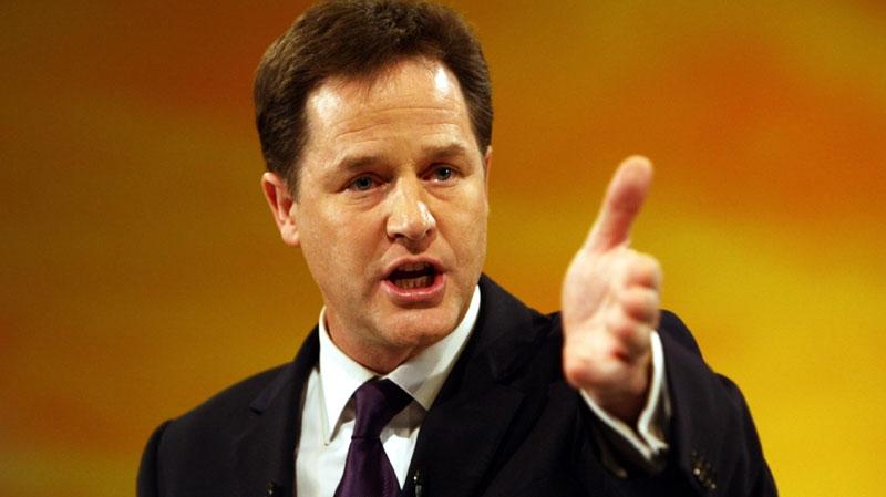 British PM under fire from deputy PM   CTV News