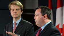 Chris Alexander, Jason Kenney