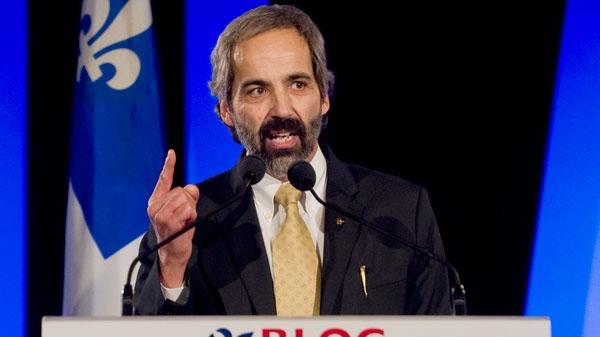 Bloc Quebecois Elects Daniel Paille Party Leader Ctv News