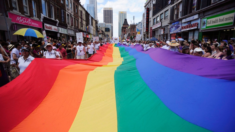Celebrate the start of World Pride 2014 with an incredible night of performances by Grammy Award winner Melissa Etheridge, Deborah Cox and Steve Grand on Friday, June 20, 2014. (Ian Willms / THE CANADIAN PRESS)