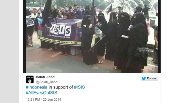 How ISIS uses social media