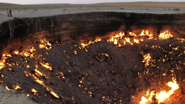 'Gateway to Hell' to be turned tourist site