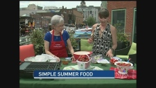 CTV Ottawa: Summer meals Part 2