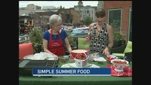 CTV Ottawa: Summer meals Part 2