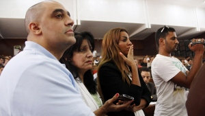Family of Mohamed Fahmy react to sentencing