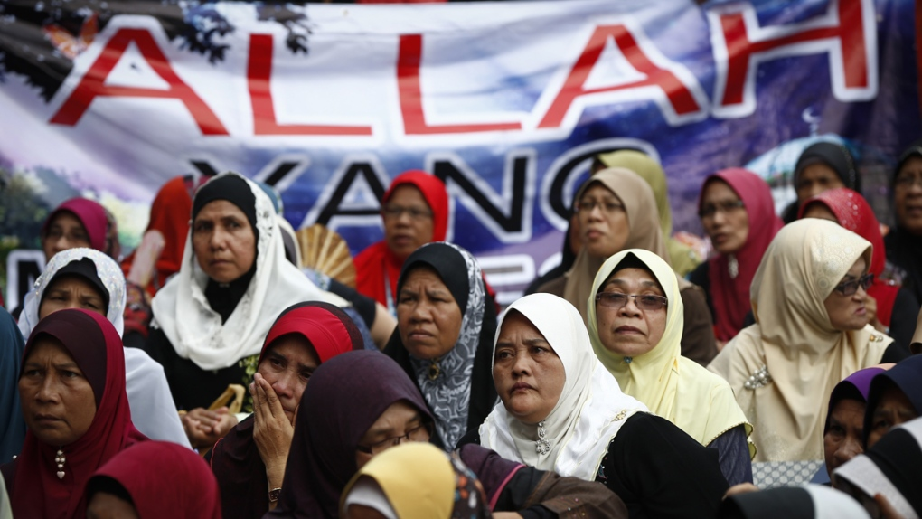 Top Malaysian court rules on use of 'Allah'