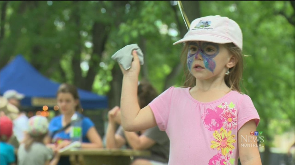 CTV Montreal: Jumpstart on Fete Nationale fun
