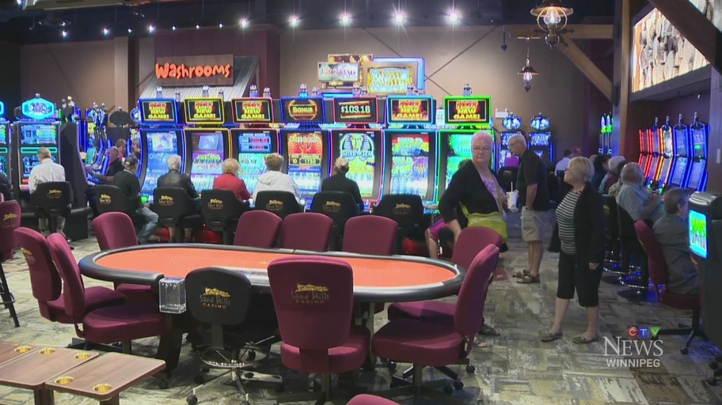 Manitoba Casinos Reopening