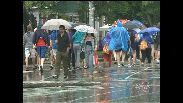 CTV Ottawa: Heavy rain